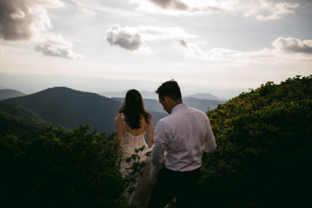 Many destination wedding locations are in North Carolina.