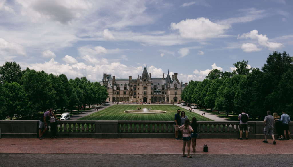 The Biltmore Estate is one of the best wedding venues in Asheville, N.C. and the best Smoky Mountain wedding venues.
