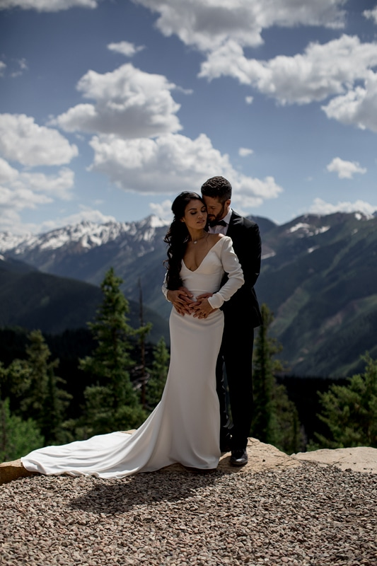 Little Nell in Aspen is a great spot for a California elopement.